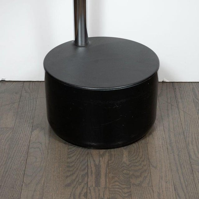 Mid-Century Modern Lucci & Orlandini for Velca Legnano Modern Stools - Set of 4 For Sale In New York - Image 6 of 12