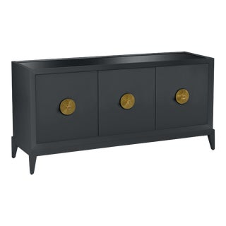 Casa Cosima Hayes Sideboard, Ebony King For Sale