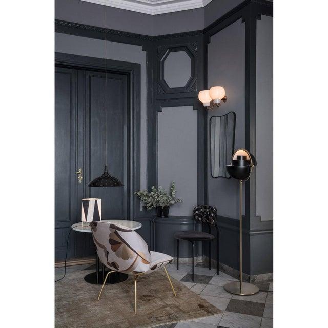 Louis Weisdorf Brass Multi-Light Floor Lamp, Louis Weisdorf For Sale - Image 4 of 6