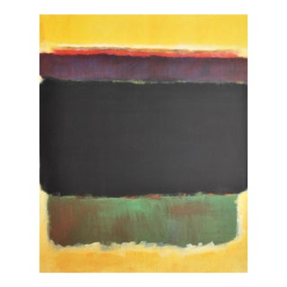Pair of Framed Posters by Mark Rothko--Ukraine/Russia 1950s For Sale