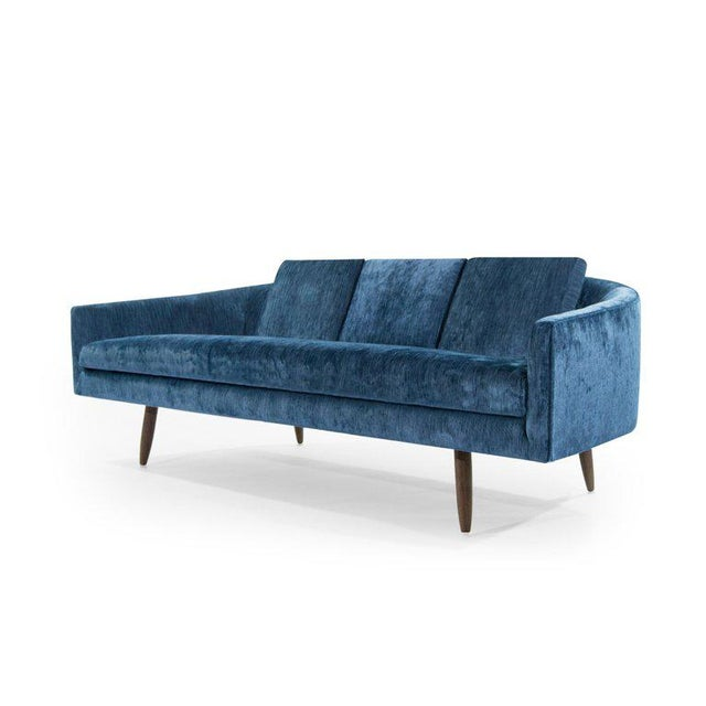 Craft Associates Adrian Pearsall for Craft Associates Cloud Sofa For Sale - Image 4 of 12