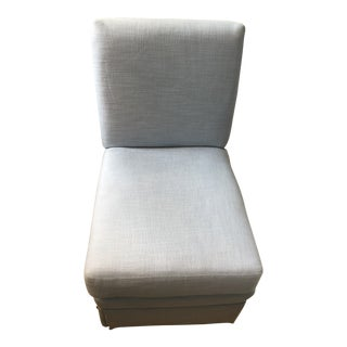 Modern Original Billy Baldwin Slipper Chair For Sale