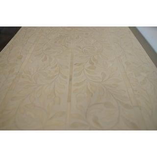 White Inlay Bone 3 Drawer Dresser Preview