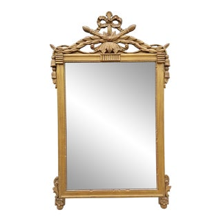 Antique Louis XVI Style Friedman Brothers Mirror For Sale
