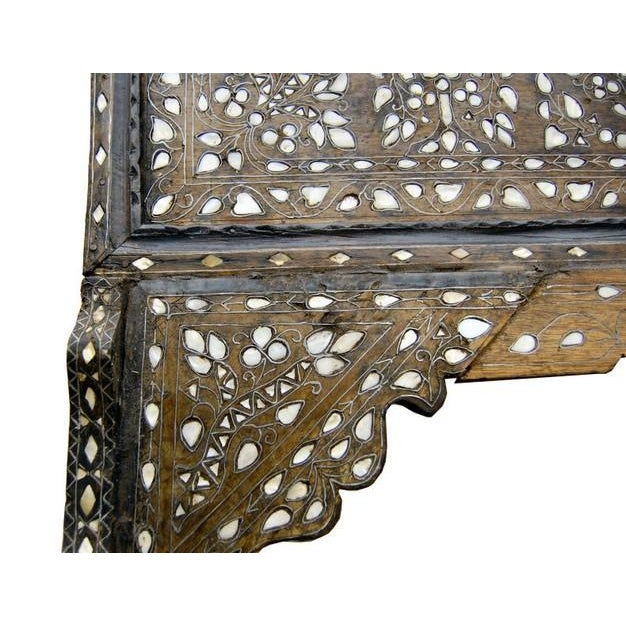 Vintage Syrian Bridal Chest - Image 4 of 8