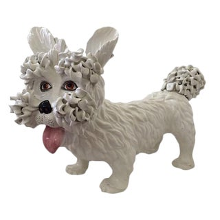 Large Ceramic Dog For Sale