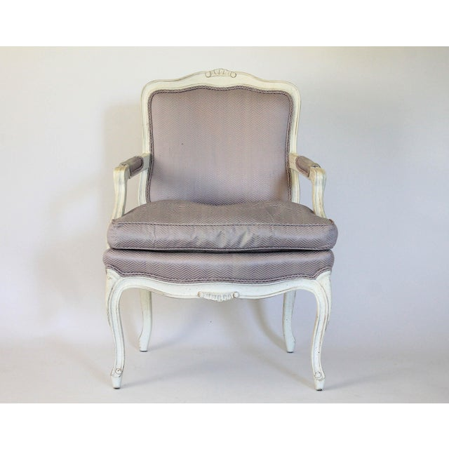 Henredon Bergere Accent Chair - Image 2 of 11