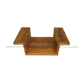 Teak Me Home Avery Cocktail Table