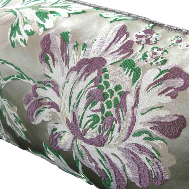 Lorca/Osborne & Little Floral Lumbar Pillow - Image 3 of 4