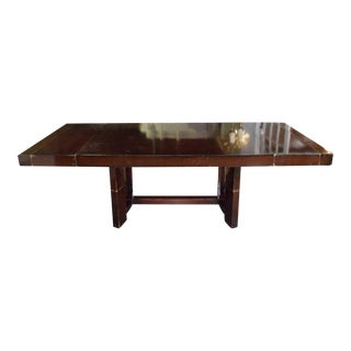 Robsjohn-Gibbings for Widdicomb Dining Table For Sale