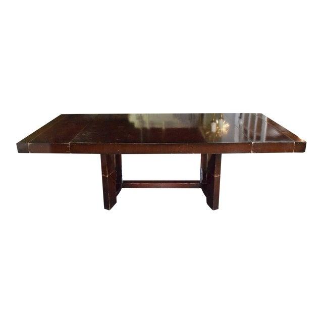 Robsjohn-Gibbings for Widdicomb Dining Table For Sale