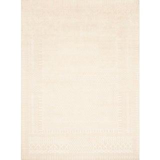 Schumacher Patterson Flynn Martin Ventanas Hand-Knotted Wool Silk Modern Rug - 9' X 12' For Sale