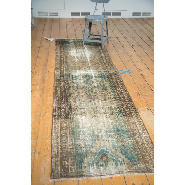 "Vintage Malayer Rug Runner - 2'6"" x 8'7"" - Image 9 of 9"