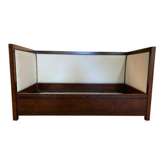 Restoration Hardware Maison Upholstered Day Bed For Sale