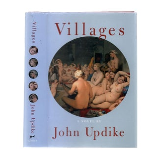 "2004 ""Signed First Edition, Villages"" Collectible Book For Sale"