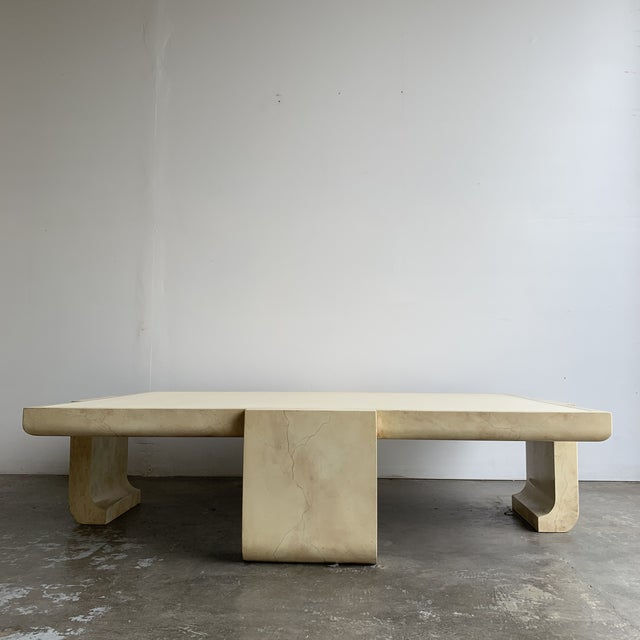Mid-Century Modern Alessandro for Baker Coffee Table For Sale - Image 3 of 13