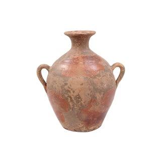 Italian Contemporary Earthenware Jar For Sale