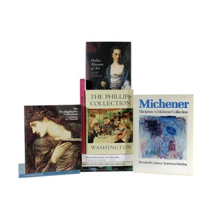 American Art Museum Book Collection, Set of 9