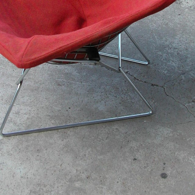 Knoll Bertoia Bird Chair With Cover - Image 4 of 5
