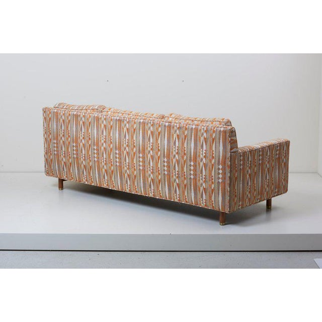 Mid-Century Modern Huge Sectional Sofa by Edward Wormley for Dunbar (Upholstery Needed) For Sale - Image 3 of 13