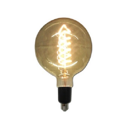 Oversize Round Edison Bulb For Sale