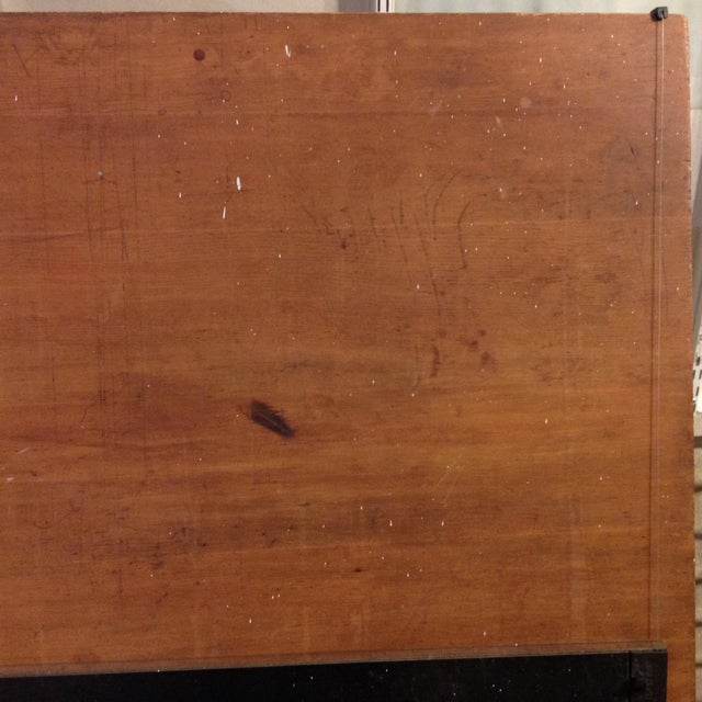 Antique Architect Drafting Table - Image 8 of 8