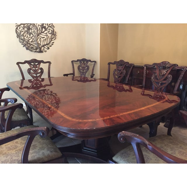Henredon 'Natchez' Dining Set - Image 4 of 11