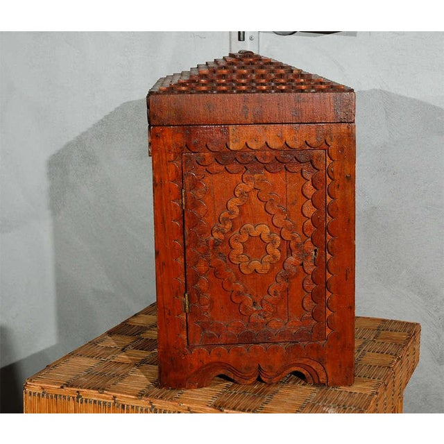 Early American American Folk Art Compendium / Chest For Sale - Image 3 of 9