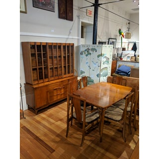 Vintage Young Furniture China Cabinet Preview