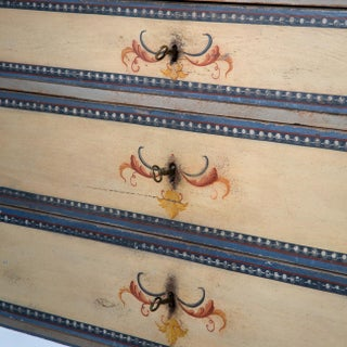 19th Century Painted Italian 3-Drawer Chest Preview