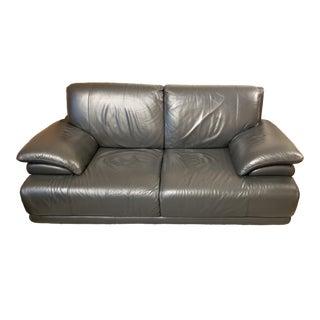 Nicoletti Modern Love Seat & Chair Set For Sale