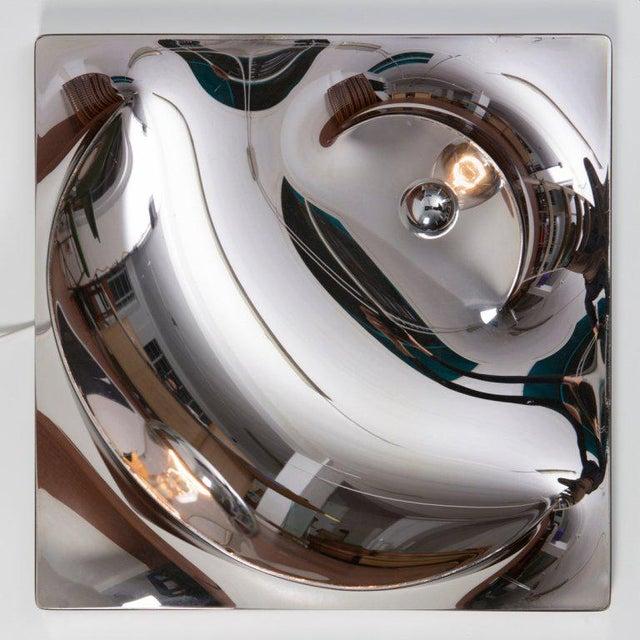 Ennio Chiggio Sconce by Ennio Chiggio for Emmezeta For Sale - Image 4 of 5