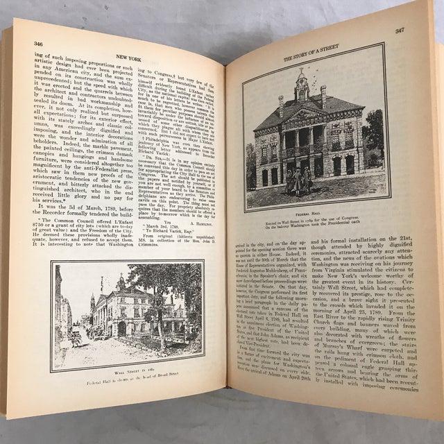 New York City Nostalgia Books - a Pair For Sale - Image 10 of 12