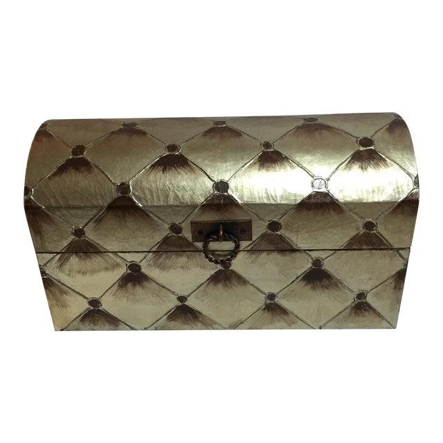 Extra Large Silverleaf Decorative Box - Image 1 of 7