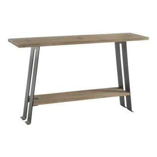 Rift Console Table For Sale
