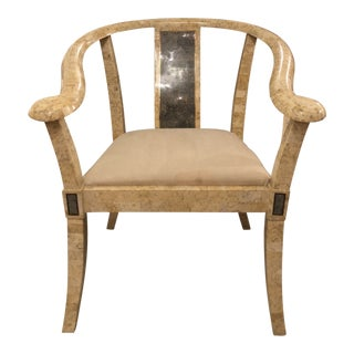 Vintage Stone Chair For Sale