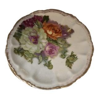 Bavaria Porcelain Dessert Plates, S/6 For Sale