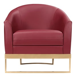 Image of Industrial Club Chairs