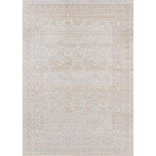 Momeni Isabella Nirav Blue 4' X 6' Area Rug For Sale