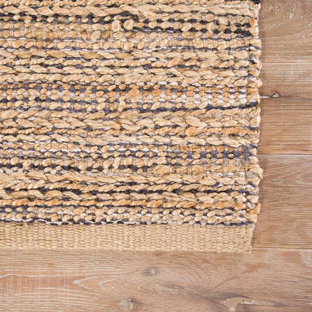 Boho Chic Jaipur Living Canterbury Natural Tan/ Black Area Rug - 5′ × 8′ For Sale - Image 3 of 6