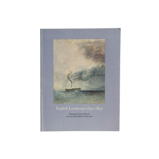 English Landscape 1630-1850: Drawings and Prints For Sale