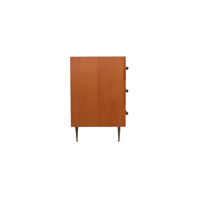 Mid-Century Modern Chest of Drawers by T. H. Robsjohn-Gibbings For Sale - Image 3 of 13