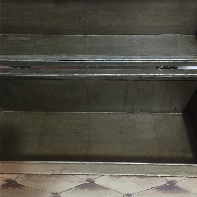Extra Large Silverleaf Decorative Box - Image 7 of 7