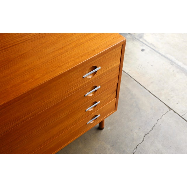 Hans Wegner Chests - Set of 3 For Sale - Image 11 of 13