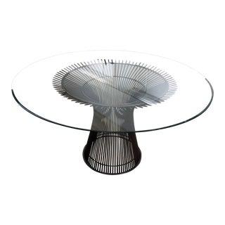 Warren Platner Dining Table for Knoll For Sale