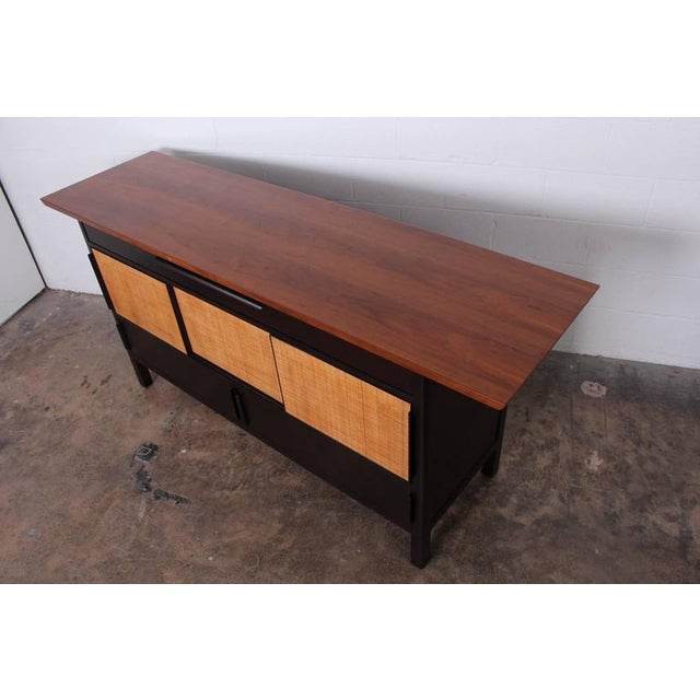 Mahogany Dunbar Cabinet by Edward Wormley For Sale - Image 7 of 10