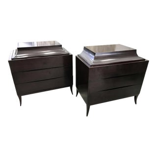 1980s Christopher Guy Chests - a Pair For Sale