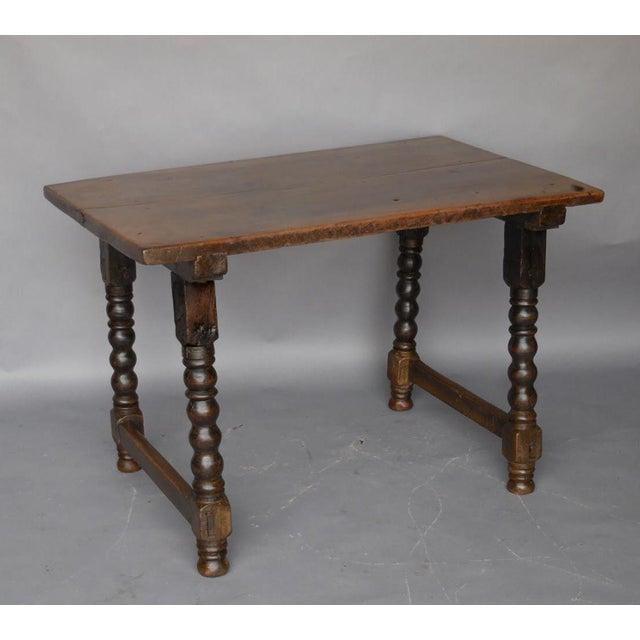 18th Century Spanish Table - Image 2 of 11