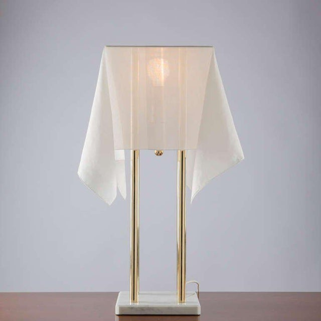 """Sirrah """"Nefer"""" Table Lamp by Kazuide Takahama for Sirrah For Sale - Image 4 of 10"""