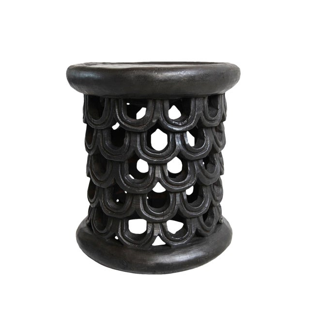 Bamileke Small Stool For Sale